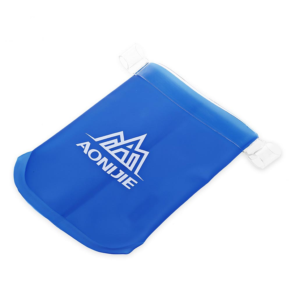 Outdoor water bottle water bag 170ML Sports Soft Water Bag Exercise Running Folding Cup Kettle Hydration Backpack