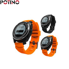 POTINO S928 GPS Outdoor Sports Smart Watch IP66 Life Waterproof with Heart Rate Monitor Pressure for Android 4.3 IOS 8.0 above