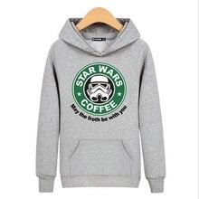 Star Wars Neue Pullover Männer Marke Designer Herren Sweatshirt Männer mit Luxus Harajuku Sweatshirt Männer Marke XXL
