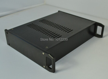 New 2014 FULL aluminum chassis case enclosure for amplifier 316X70X250mm