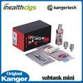 Kanger originales subtanque mini tanque pyrex atomizador reemplazable bobina occ 4.5 ml subtank mini clearomizer tanque