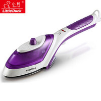 L Handheld Household Hang Ironing Machine Portable Travel Mini Small Home Appliance Ironing Hang A Hot Steam Brush Purple