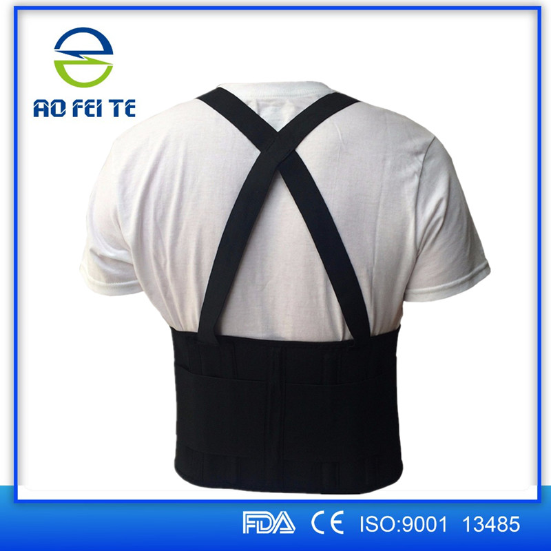 Posture Back Support Brace  Pain Working Belt Y002  (1)