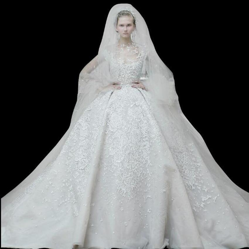 Online Buy Wholesale elie saab wedding dress from China elie saab ...