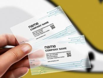 Druck 200 stücke PVC ID Karten Transparent Kunststoff Runde Visitenkarte Design Aufruf Papier Karten Kunden Drucken Wasserdichte 85 * 54mm