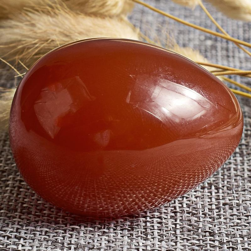 Jade Egg unDrilled Жаратылыстанған кинжал Yoni - Денсаулық сақтау - фото 5