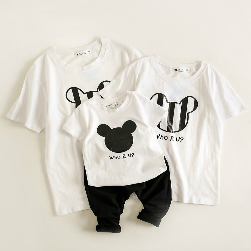 9d5ab0209 Cotton Mom T shirt Newborn Baby Girl Boy Clothes Tops Bodysuit Cute ...