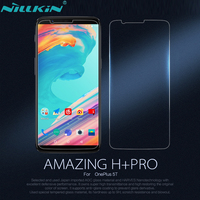 NILLKIN Amazing H PRO 0 2mm 2 5D 9H Tempered Glass Screen Protector For OnePlus 5T