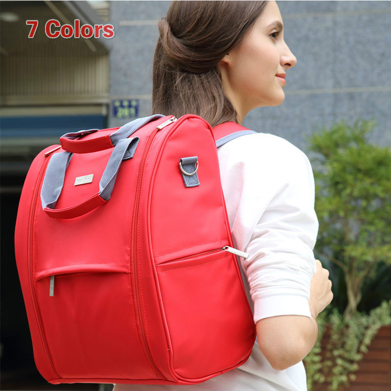 ФОТО 2016 New Fashion Diaper Bag Backpack Baby Wet Bag Large Capacity Multifunctional Brand Nappy Bag Unisex Baby Diaper Organizer