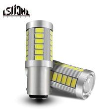 Signal Light 1157 p21w led canbus BA15D LED Brake Lights 12V Auto Reverse Lamp BRAKE Turn Signal Daytime Running Light white недорого