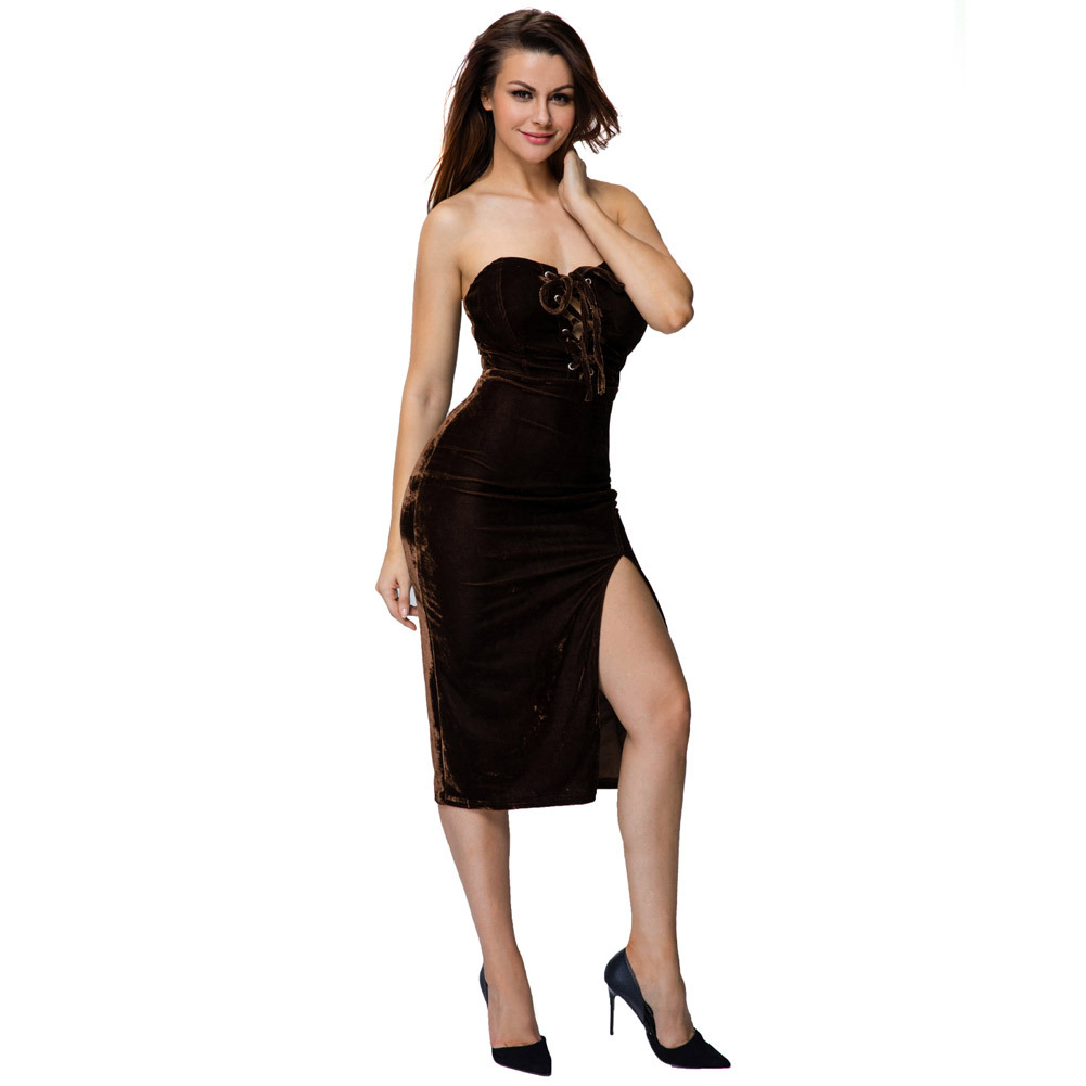 Compare Prices on Velvet Gowns- Online Shopping/Buy Low Price ...