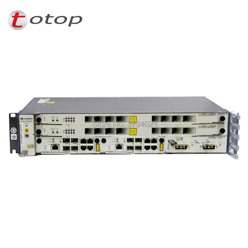 Original Hua wei MA5608T OLT with DC GPON/EPON device for hot market selling