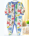 3pcs/lot High Quality Long Sleeve Bodysuits Baby Boy Girl Clothing Infant One-Piece Jumpsuit Toddler Sleepsuit Pajamas 0-2 years