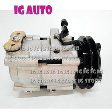 FS10 FX15 Auto AC Compressor For Hyundai Starex Galloper H-1 2.5TD H-100 H-200 Satellite 977014A151 9765143050 A3011027012 td04 49135 04030 28200 4a210 double nozzle turbo turbocharger for hyundai starex libero terracan galloper ii 4d56a 1 d4bh 2 5l