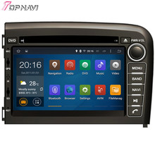 Quad Core Android 5.1 Car DVD Stereo For VOLVO S80 1998 1999 2000 2001 2002 2003 2004 2005 2006 NEW With Wifi Map