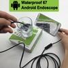 R N 1M 2M 5M 10M 5 5mm Endoscope Camera USB Android Endoscope Waterproof 6 LED