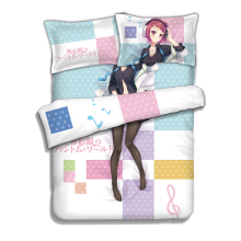 Original Design Bedding Sheet Bedding Sets Comforter Sets Myriad Colors Phantom World MINASE Koito  Pillow Case 4PCS