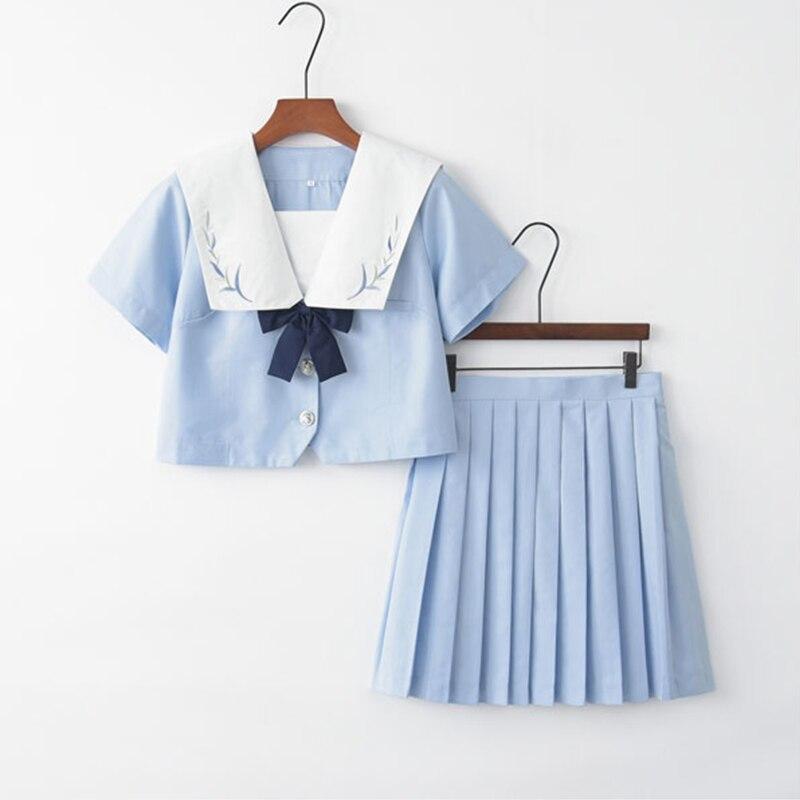 UPHYD Japanese Seifuku Dark Meteor Shower Anime Cosplay Costumes School Uniforms S-XXL Japan Korean Style Sailor Suits