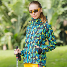 Softshell Outdoor Hiking Camping Jackets Women Waterproof Windproof Camping Hiking Outdoor Sports Coats Shop Online Stores