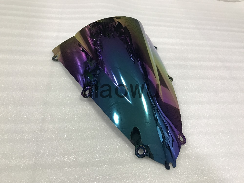 Motorcycle high quality ABS rear fender modified parts Fairing color windshield fit for yamaha R1 1998-1999year .