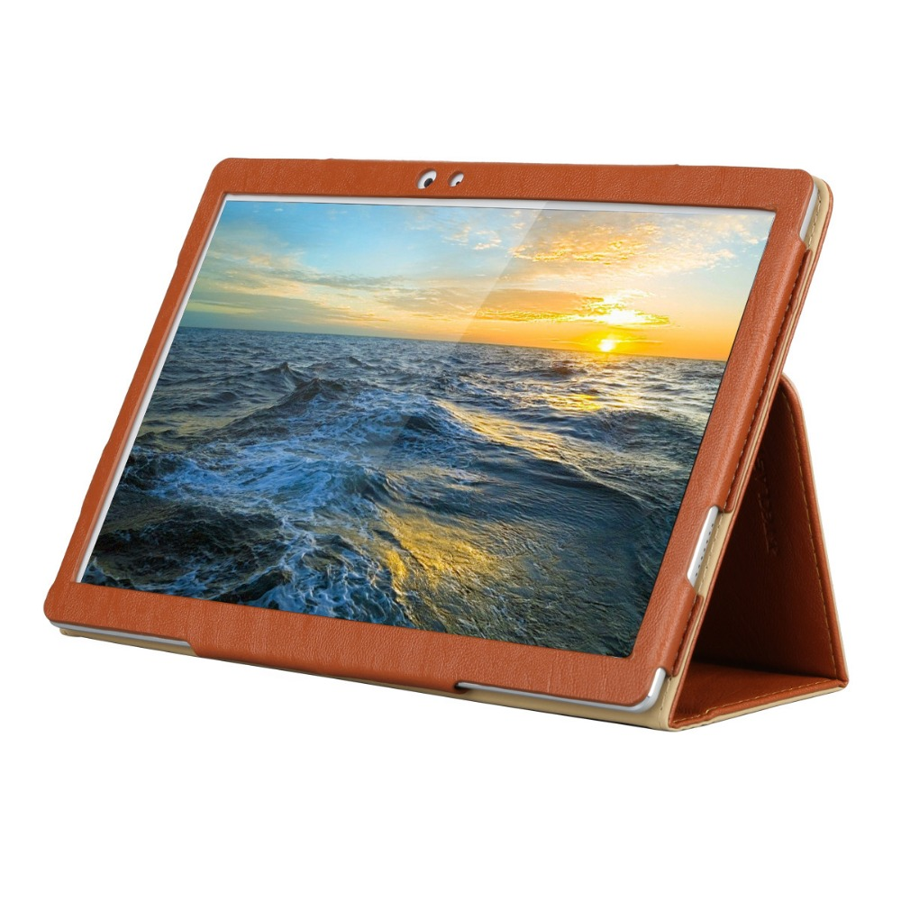 Leather Case Cover For Teclast T10 Tablet PC цены онлайн