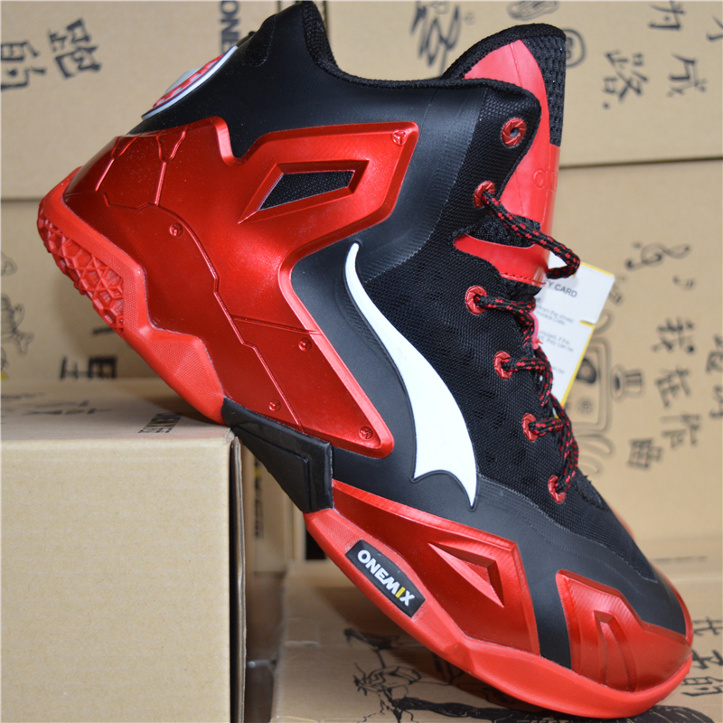 New Powerful Original Quality Onemix Basketball Shoes Men Basket Home Authentic LB Mens Athletic Snekaer Size 39-46