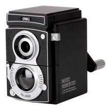 Милые воспоминания deli 0668 винтажная камера точилка для карандашей