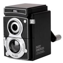 sweet memories deli 0668 vintage camera pencil sharpener hand gift old black mechanical