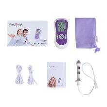 مدرب كهربائي لعضلات الحوض تمارين كيجل مع مسبار كهربائي شرجي لعلاج سلس البول للرجال
