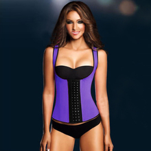 Waist control corsets shapers