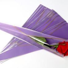 25 шт. модные горячие цветы оберточная бумага подарочная упаковка бумага цветочные конусы держатель свадебное оформление букета флорист поставки