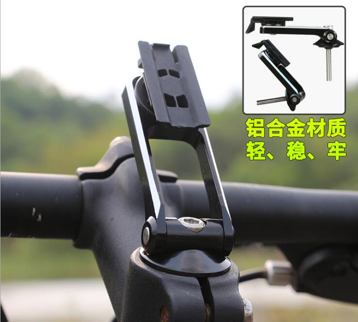 MTB bike Mobile Phone Holder / Garmin holder Bicycle Bike Head Stem and handbar Mount Stand Bracket
