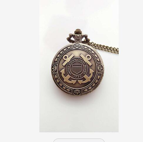 Necklace Pendant Retro Antique 1790 United States P53