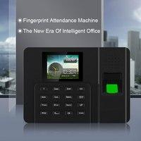 Eseye tcp/ip usb tempo de impressão digital sistema atendente biométrico relógio tempo leitor função empregado atendente para empresa escritório