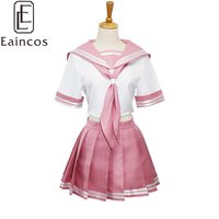 Anime Fate/Grand Order Fate Apocrypha Astolfo Sailor Uniform Cosplay Costume Dress