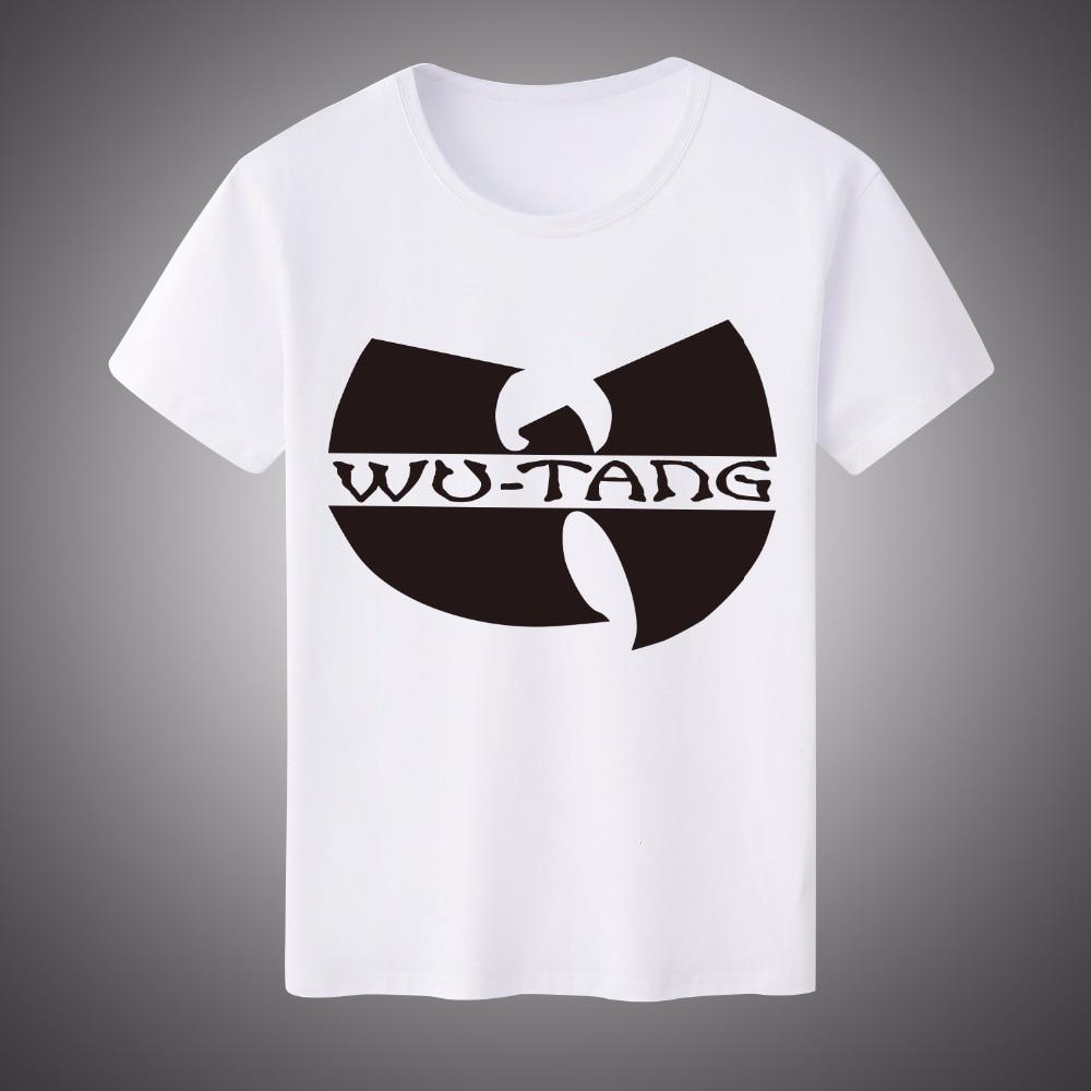 Design t shirt china - Wu Tang Clan Diy Design T Shirt Men Fashion Casual Costume Cool Print Men T Shirt