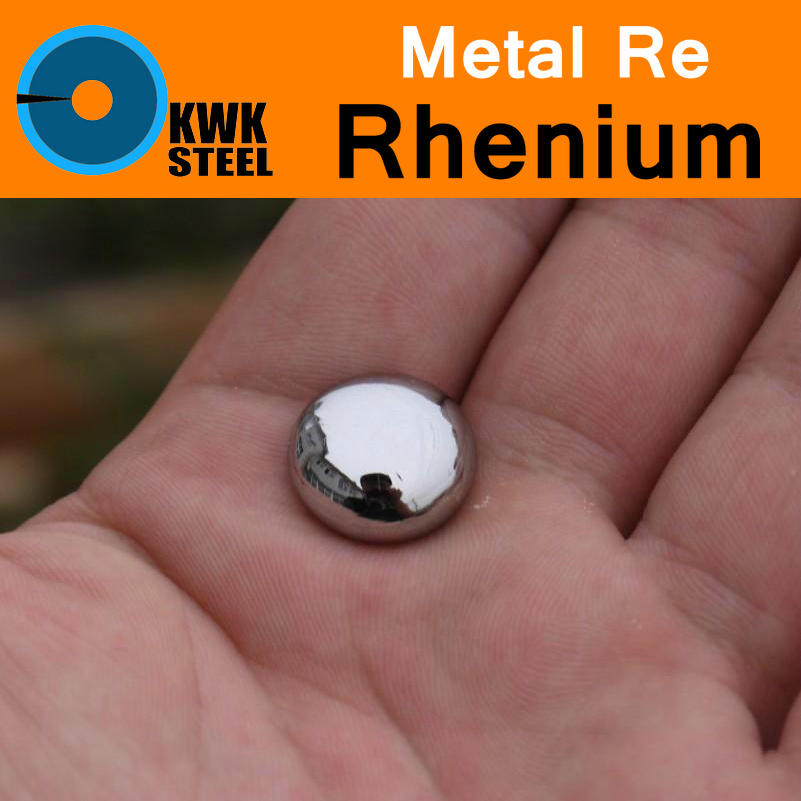 Re Rhenium Powder Sheet Bar Ball Pure 99.99% Periodic Table of Rare-earth Metal Elements for Research Study Education Collection inhibitor adsorption and thermodynamic study of metal corrosion