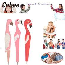 Шариковая ручка Cobee в форме птицы, для студентов, для письма, креативный канцелярский подарок, новинка