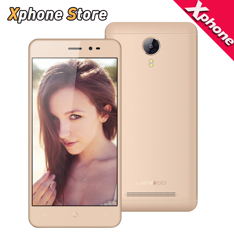 Leagoo Z5 Android 6.0 3G WCDMA Original Smartphone 5.0 inch MTK6580M Quad Core 1.3GHz RAM 1GB ROM 8GB With GPS FM Phone
