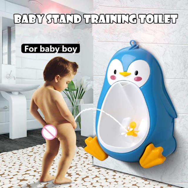 Pelatih Anak Katak Yang Indah Anak Bayi Anak Pipis Kencing Urinoir ... fd5049635f