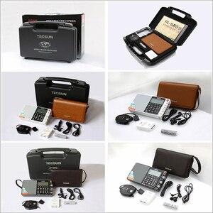 Image 5 - TECSUN PL 880 Portable Radio Full Band with LW/SW/MW SSB PLL Modes FM (64 108mHz) 87.5 108 MHz (Germany) Internet Stereo Radio