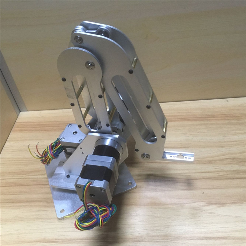 Funssor DIY Dobot robot arm upgrade kit 3-axis with motor for 3D Printing  Laser Engraver upgrade Aluminum alloy