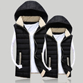 TG6101 Cheap wholesale 2016 new Vest vest hooded leisure fashion lovers who cultivate one's morality men's and women's clothing