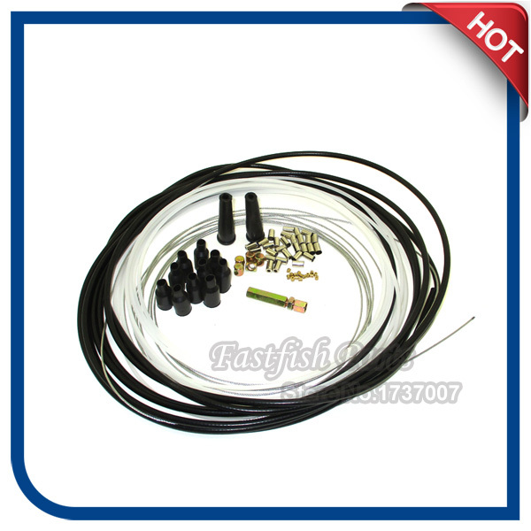 5 metres Motorcycle DIY Throttle cable kit nipples ferrules For ATV Quads  on Aliexpress com | Alibaba Group