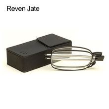 Portable Reading Eyeglasses for Eyewear Near Vision Glasses Optical Frame with 5 Optional Colors Degree Range from +1.00~ +4.00