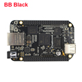 BeagleBone Black 1GHz ARM Cortex-A8 512MB DDR3 4GB 8bit eMMC BB Black AM3358 Development Board Kit Rev.C Free Shipping