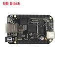 BeagleBone Preto 1 GHz ARM Cortex-A8 512 MB DDR3 4 GB 8bit eMMC BB Preto Placa De Desenvolvimento Kit AM3358 Rev. C Frete Grátis