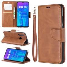 цена на 2019 TPU Leather Case Wallet Cover on For Huawei P30 P20 Pro P10 P20 Lite P Smart Plus 2019 P SMART Z Vintage Flip Book Cases