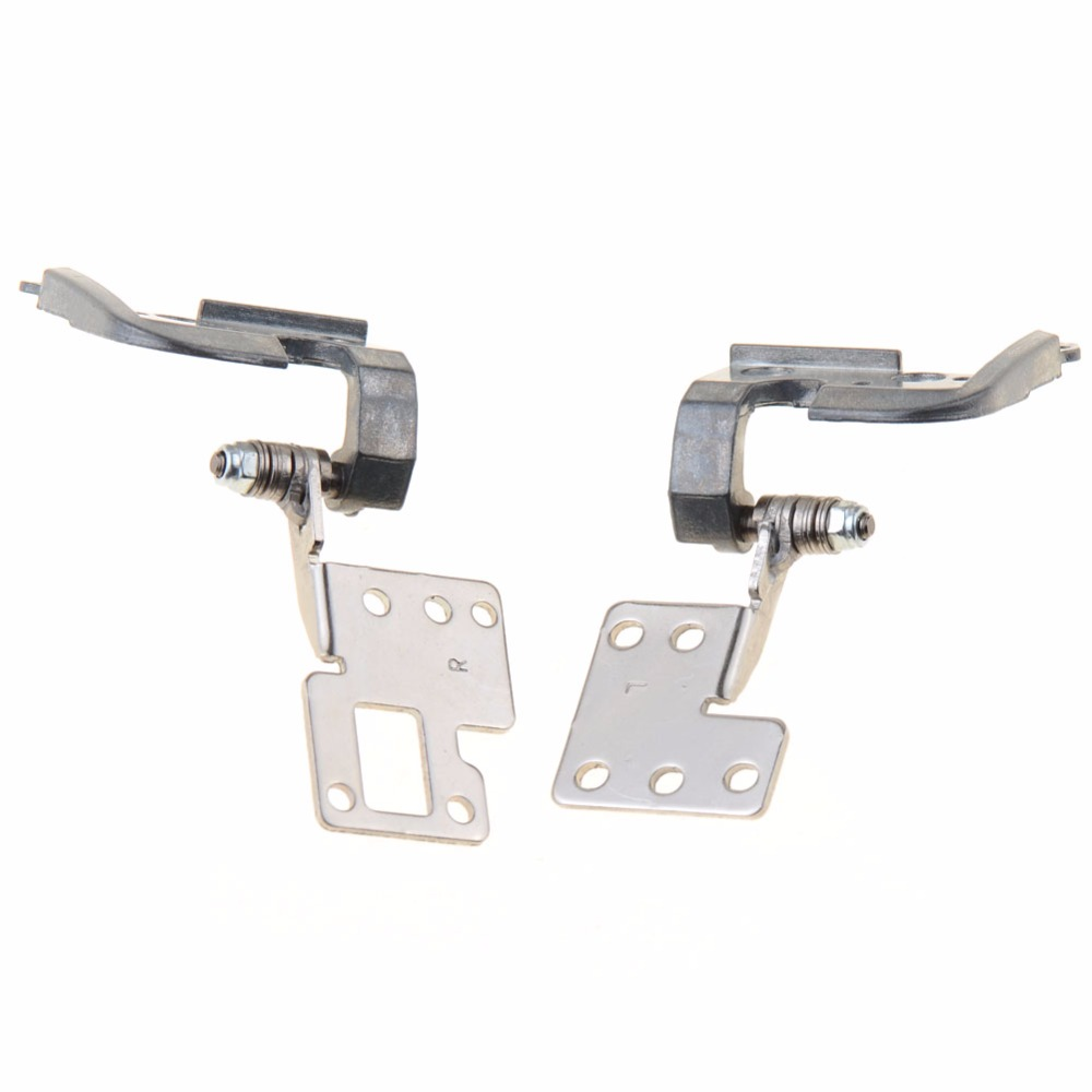 Left & Right 1 Pair Laptops Replacements LCD Hinges Fit For ASUS K52 K52F K52N K52J K52D Laptop Accessories LCD Hinges P15
