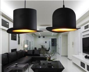 Scandinavian Living Room Lights Dining Bedroom Children UK Cap Iron Chandelier Lamp Minimalist Balcony